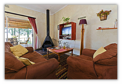 Romantic accommodation Gauteng Blue roan
